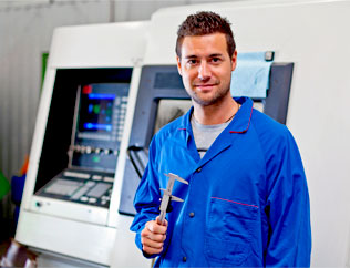 Our CNC Machining Experts