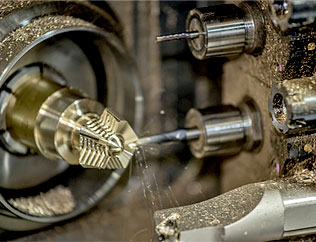 SWISS MACHINING